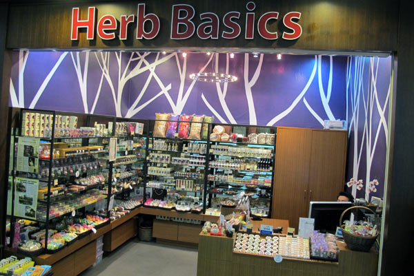 Herb Basics @Chiang Mai Airport