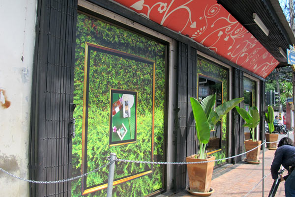 Herb Basics (Sunday Walking Street), Chiang Mai