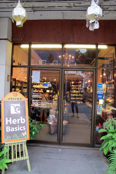 Herb Basics (Thapae Rd)