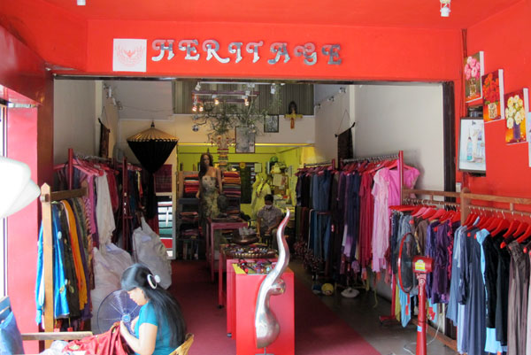 Heritage (Clothes Shop)