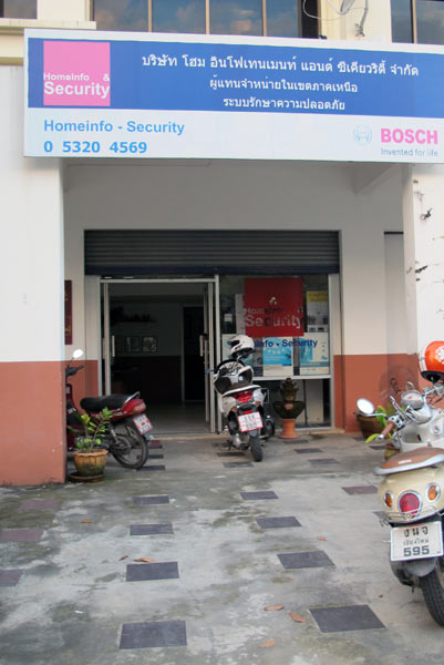 Homeinfo & Security @Chiang Mai Land