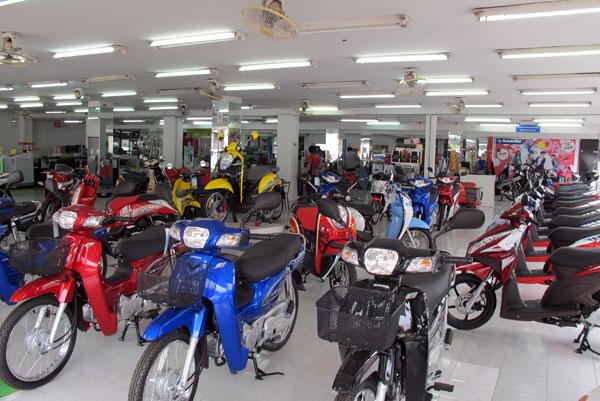 Honda (Ratchadamnoen Rd)