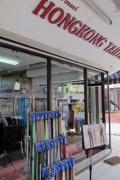 Hong Kong Tailor