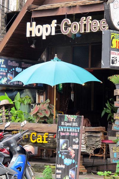 Hopf Coffee