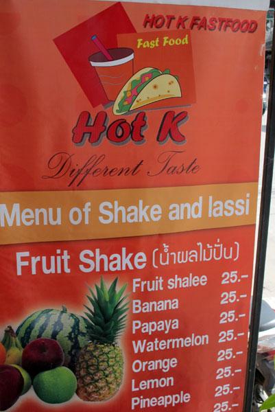 Hot K Fastfood