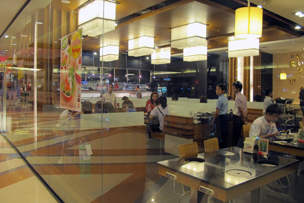 Hot Pot Buffet @Central Airport Plaza