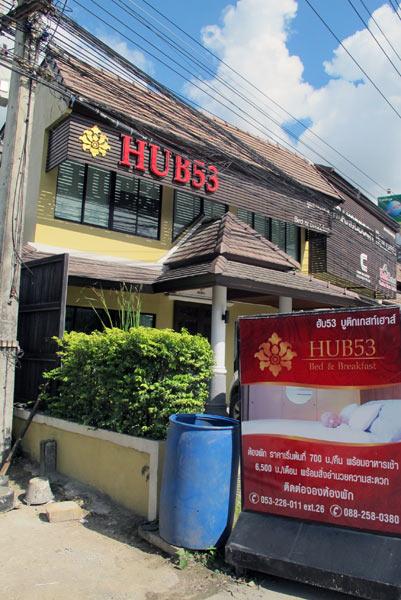 Hub 53 Bed & Breakfast Chiang Mai