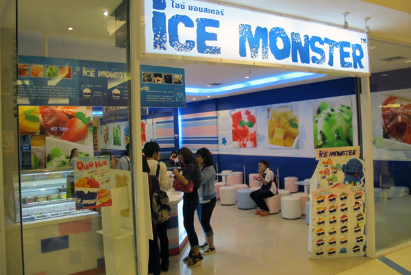 Ice Monster @Central Airport Plaza