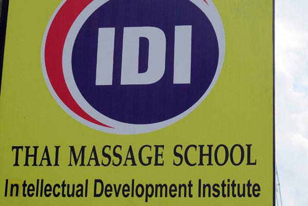 IDI Thai Massage School