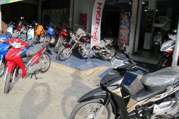 Income Auto Bike