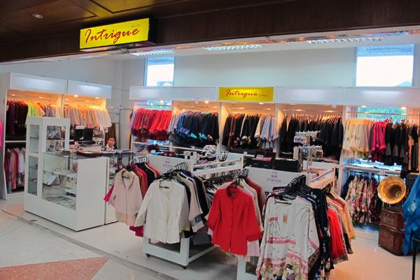 Intrigue @Chiang Mai Airport