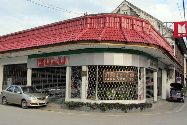 Isuzu (Charoenraj Rd)