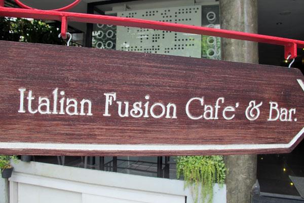 Italian Fusion Cafe & Bar
