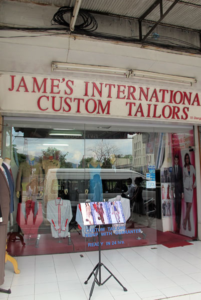 Jame's International Custom Tailors