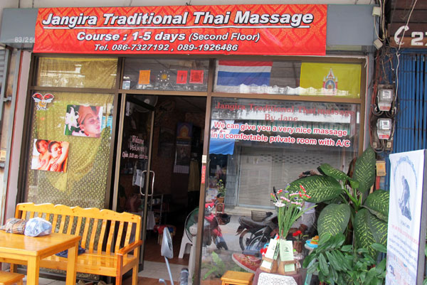 Jangira Traditional Thai Massage
