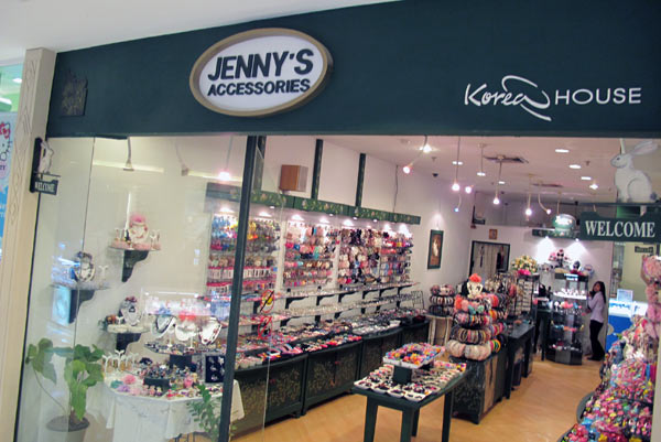 Jenny's Accessories @Central Airport Plaza