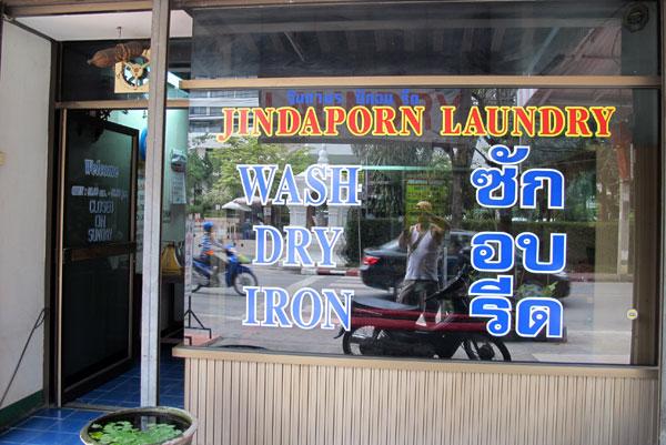 Jindaporn Laundry