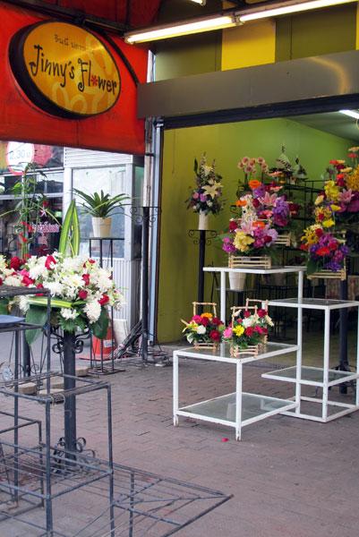 Jinny's Flower @Ton Lamyai Flower Market