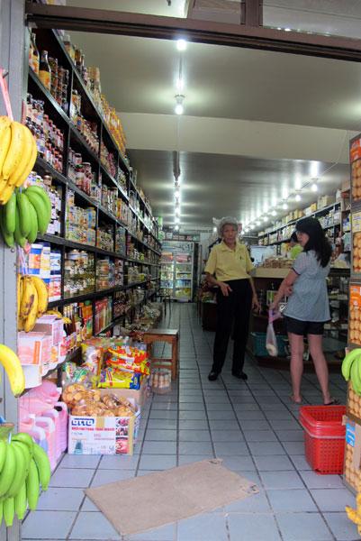 Kasem Store (Warorot Market)