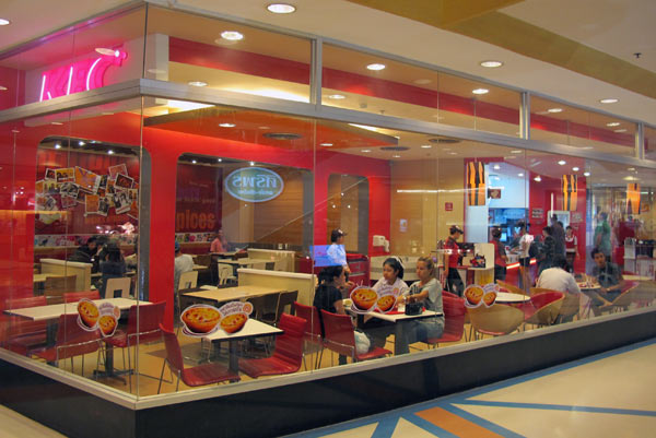 KFC @Central Airport Plaza