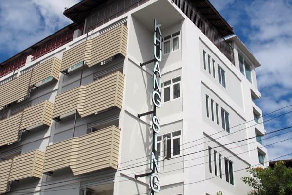 Khuang Singh Residence