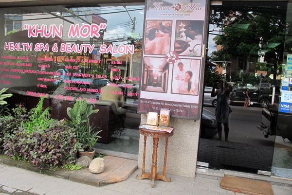 Khun Mor Health Spa & Beauty Salon