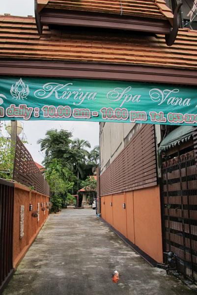 Kiriya Spa Vana