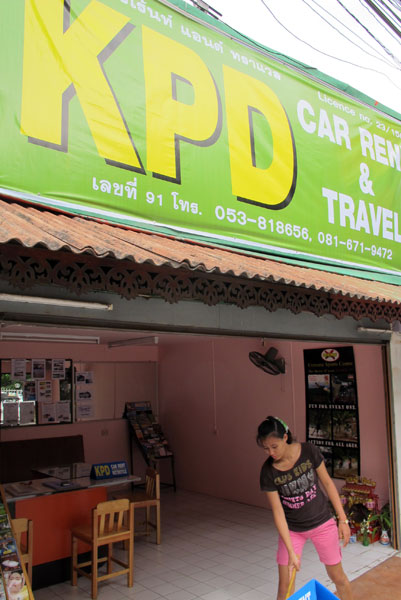 KPD Car Rental & Travel