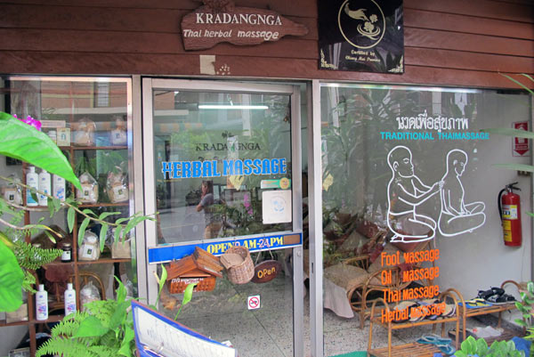 Kradangnga Thai Herbal Massage