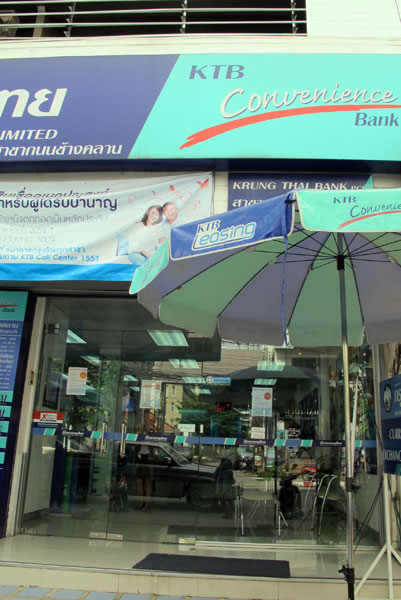 Krung Thai Bank (Chang Klan Rd)