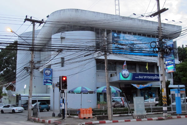 Krung Thai Bank (Chang Moi Rd)