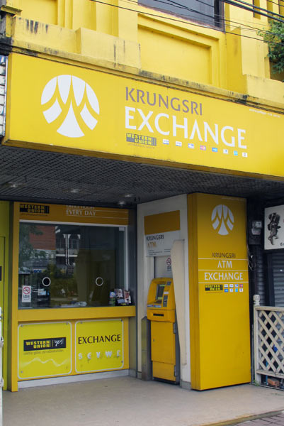 Krungsri Exchange (Moonmuang Rd)