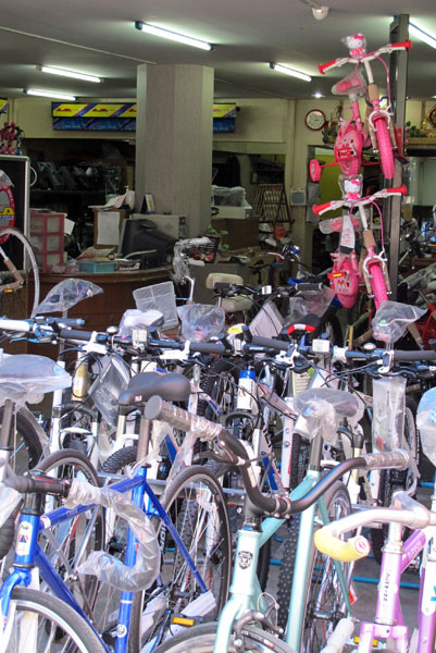 LA Bicycle (Sri Poom Rd)