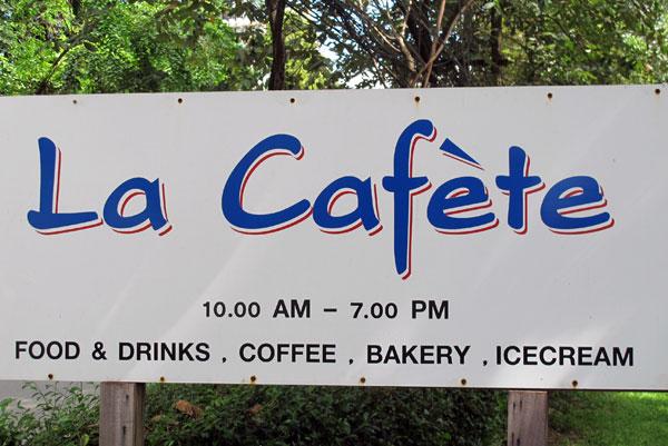 La Cafete