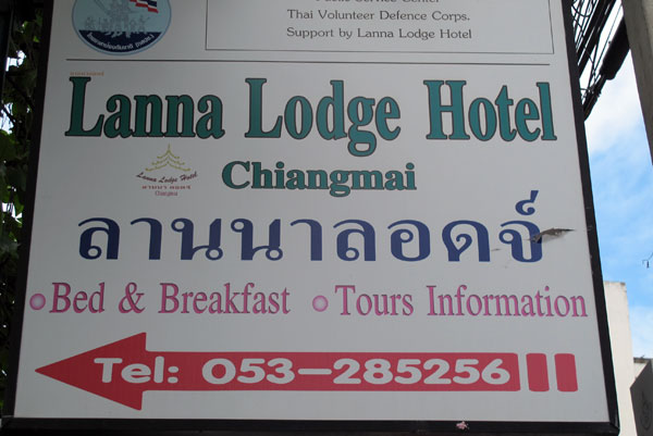 Lanna Lodge Hotel