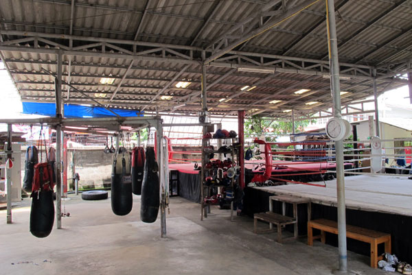 Lanna Muay Thai Boxing Camp