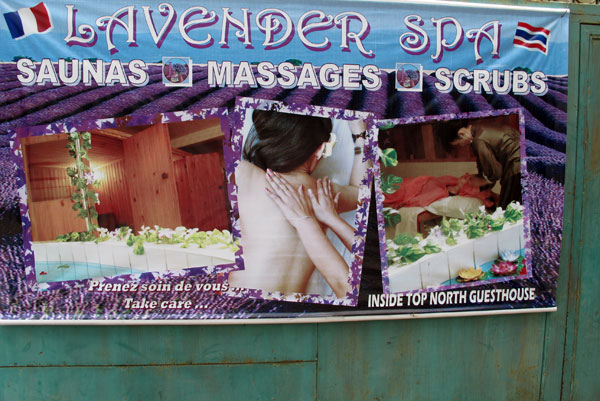 Lavender Spa @Top North Guesthouse