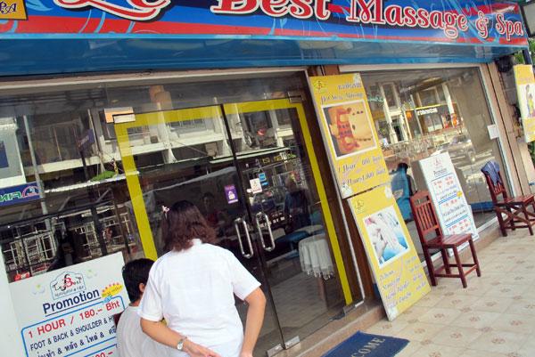 Le Best Massage & Spa