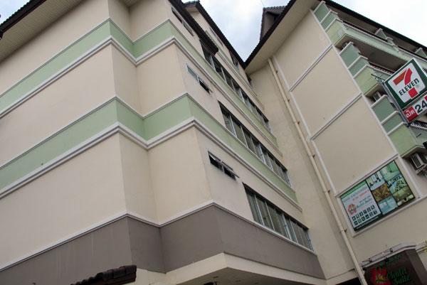 Le Chalet Suite Hotel