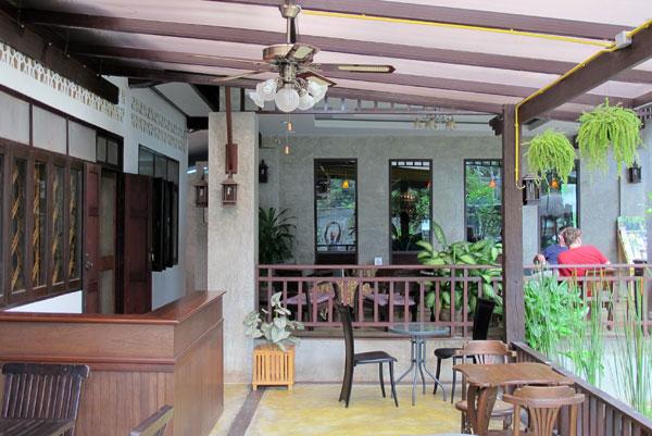 Le Jitt Restaurant @Pachkit House