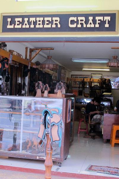 Leather Craft (Sridonchai Rd)