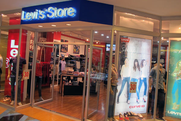 Levi's Store @Central Airport Plaza
