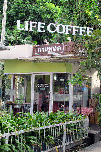 Life Coffee @Shell (Kaeo Nawarat Rd)