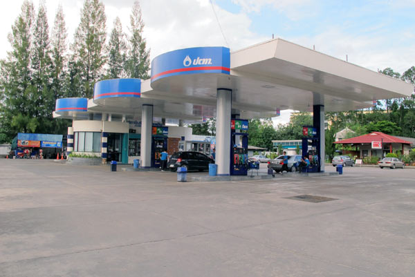 ptt Gas Station (Airport Rd)