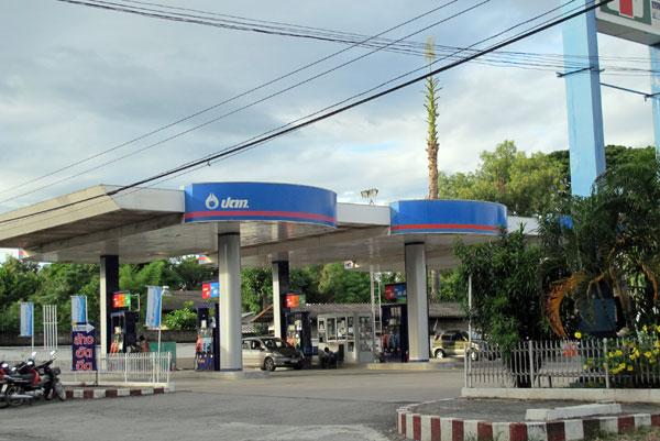 ptt Gas Station (Charoenraj Rd)