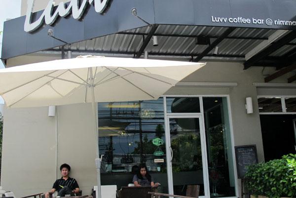 Luvv Coffee Bar @ Nimman
