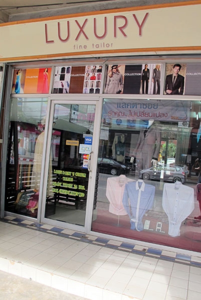 Luxury fine tailor' photos