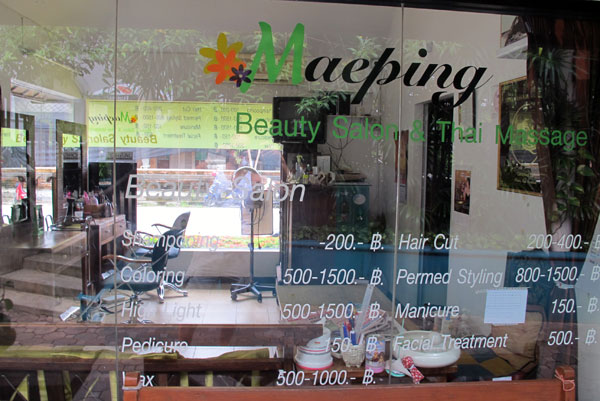 Maeping Beauty Salon & Thai Massage