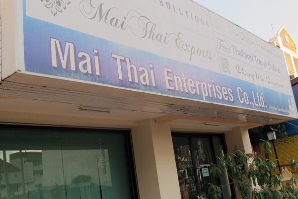 Mai Thai Enterprises Co., Ltd. @Chiang Mai Land