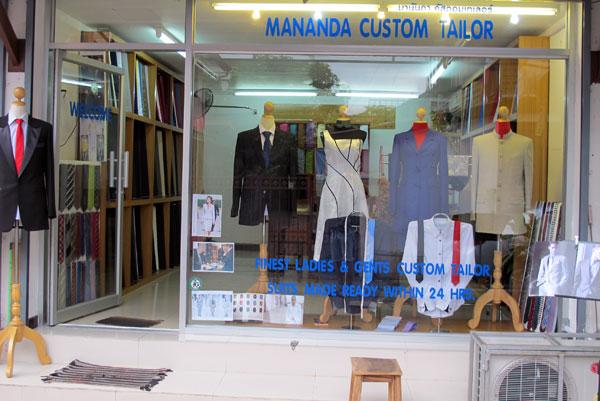 Mananda Custum Tailor